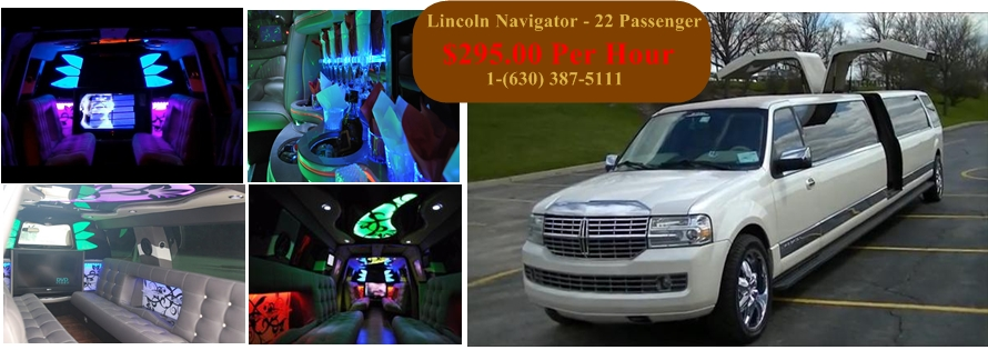 Lincoln Navigator Jet Door Limo or Butterfly doors