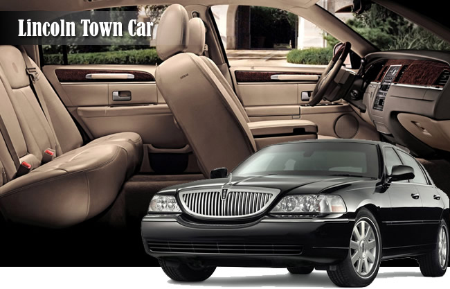 Downers Grove Lincoln-Town-Car